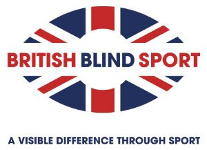 British Blind Sport logo - a visible difference through sport