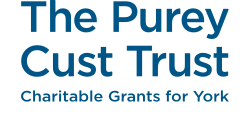 The Purey Cust Trust logo