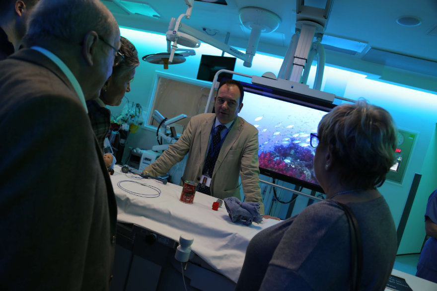 Dr John Thomson, Lead Clinician for Congenital Cardiology